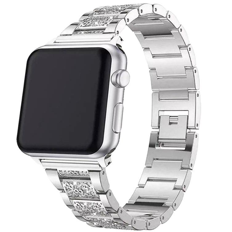 Ремешок Apple watch металлический 42/44 mm Стальной