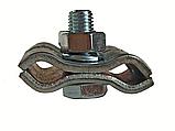 Зажим плашечный ПС-2-1(заземление), фото 10