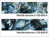 Стеклянная плитка для кухни, ванной, гостинной, салона Marble-Texture