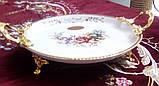 Красиве блюдо на ніжках SEMBOL, фото 3