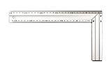 Косинець STAR TOOL 300 мм, алюмінієвий, двосторонній, фото 6