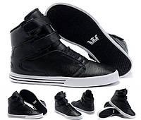 Женские кроссовки Supra TK SR-00015 черные