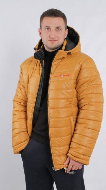 Зимние куртки мужские 2018
