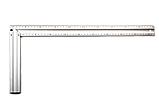 Косинець STAR TOOL 500 мм, алюмінієвий, двосторонній, фото 2