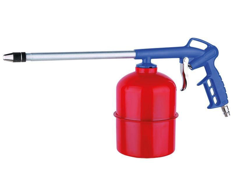Пистолет промивочний пневматический 0.7л 10бар Housetools 80K704