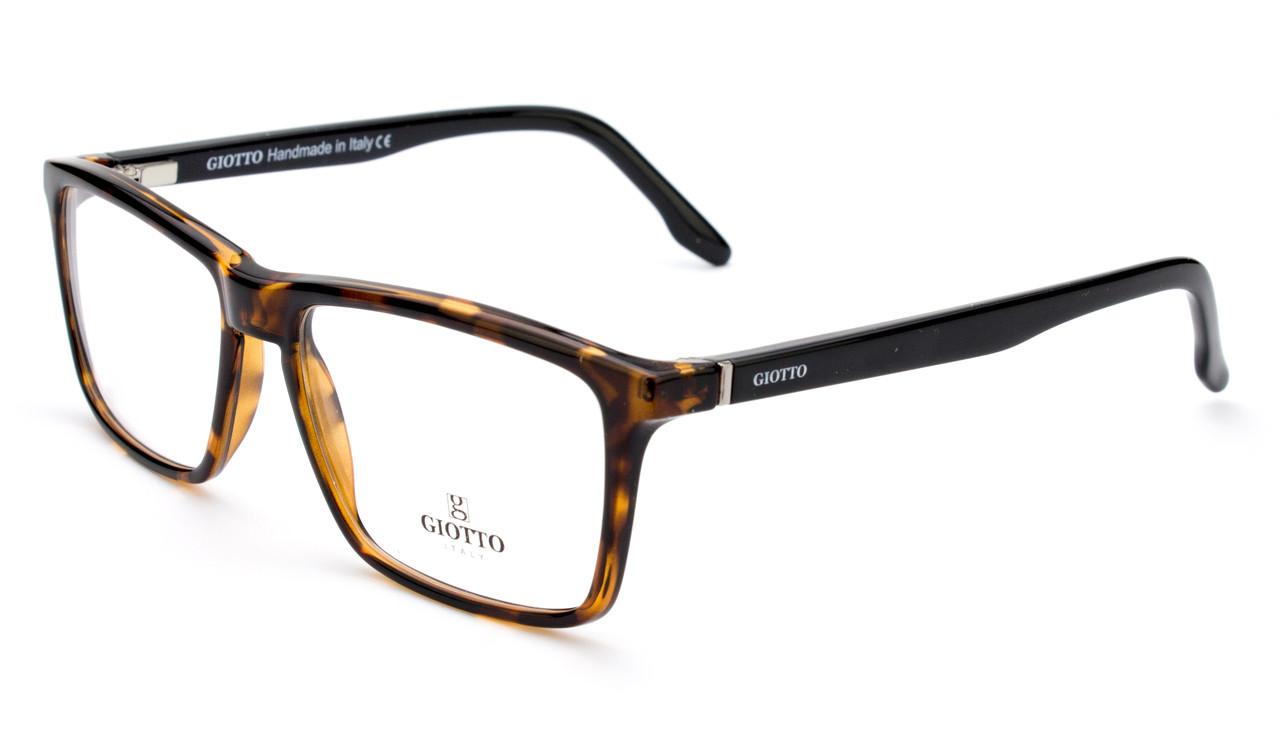 Готові чоловічі окуляри для зору GIOTTO (плюс або мінус)
