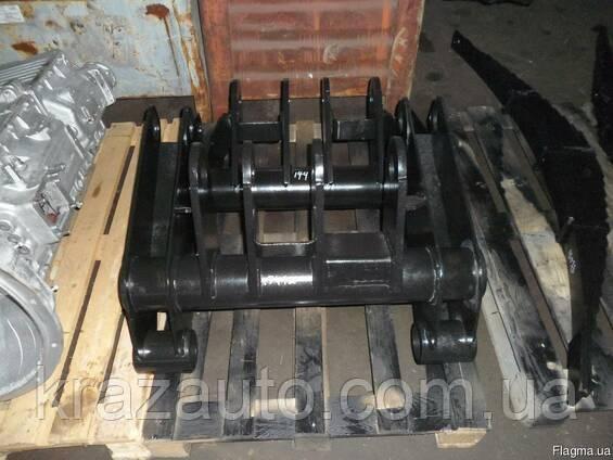 Балансир опрокидывающего механизма КрАЗ (одношток.) 6510-8602010