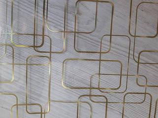 Золотистые прямоугольники