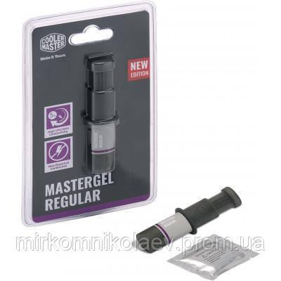 Термопаста CoolerMaster MasterGel Regular 1.5G (MGX-ZOSG-N15M-R2)
