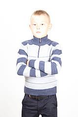 Светр дитячий вовняної TAIKO Сенс 34 35 36 36 38 сірий