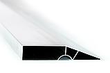 Правило-трапеція STAR TOOL, 250 см, посилене, 2 ребра жорсткості (98 мм), фото 3