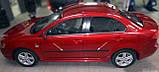 Молдинги на двері для Mitsubishi Lancer X 2007-2017, фото 3