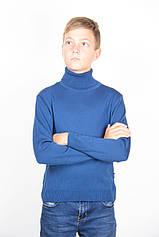 Гольф для підлітка вовняної TAIKO 40 41 42 43 44 блакитний