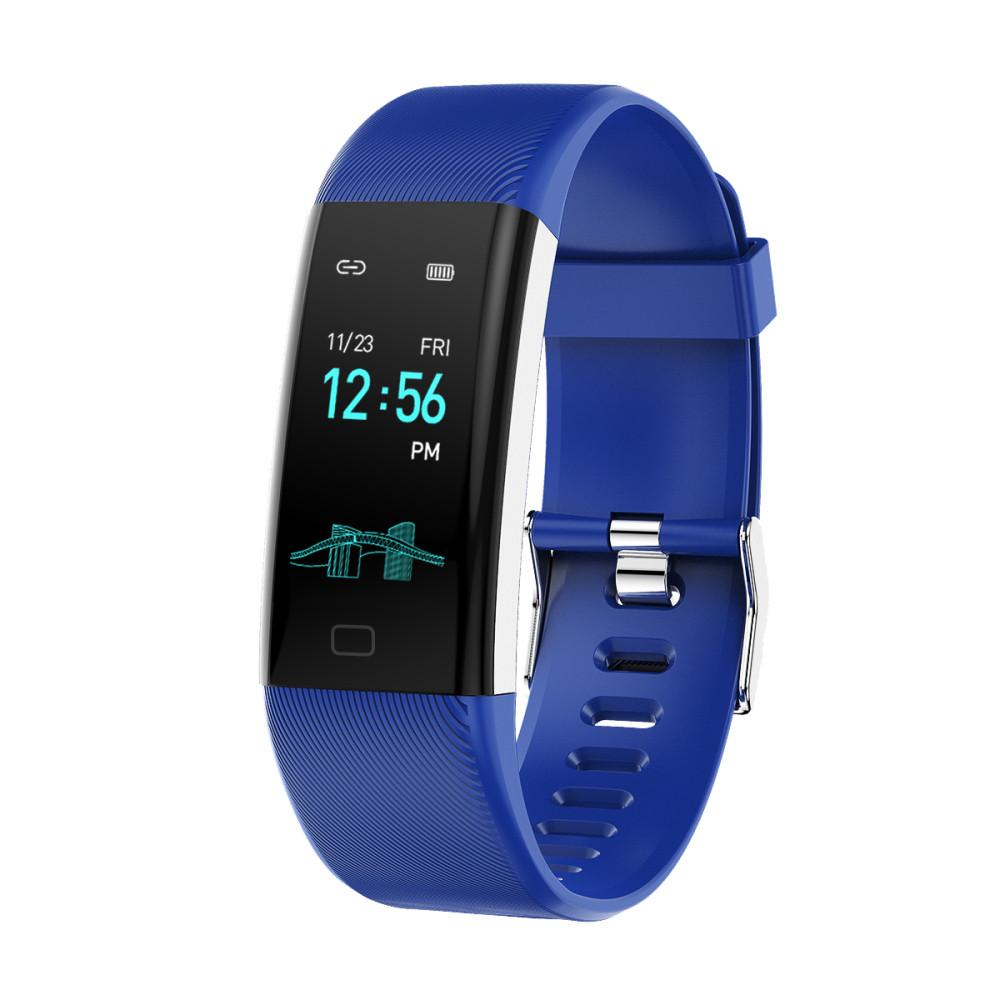 Фитнес браслет здоровье с тонометром давление крови F07 max смарт кардио часы пульсоксиметр калории трекер сна