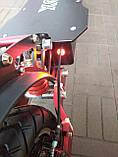 Двомоторний високошвидкісний Електричний самокат ECOX 52V 18AH 2000W 60 км/год, фото 9