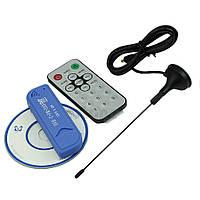 Радиосканер сканирующий радиоприемник ТВ тюнер usb Receiver RTL2832U+R820T2 SCA DVB-T SDR+DAB+FM HDTV