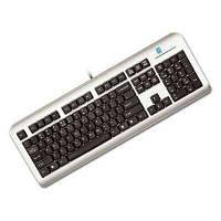 Клавиатура A4-tech LCD-720-R