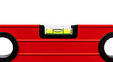 Рівень будівельний STAR TOOL 1000 мм, пофарбований, 3 капсули 2 ручки, фото 6