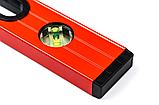 Уровень строительный STAR TOOL 1000 мм, окрашенный, 3 капсулы, 2 ручки, фото 7