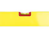 Уровень строительный STAR TOOL ECO 400 мм, окрашенный, 3 капсулы, без ручек, фото 6