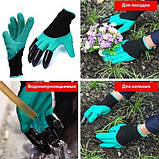 GARDEN GLOVES садовые перчатки (100), фото 3