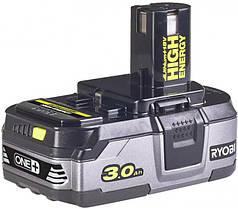 Аккумулятор RYOBI ONE+ RB18L30 Lithium+ High Energy