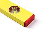 Уровень строительный STAR TOOL ECO 1000 мм, окрашенный, 3 капсулы, без ручек, фото 7