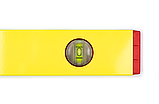 Рівень будівельний STAR TOOL ECO 1000 мм, пофарбований, 3 капсули, без ручок, фото 9