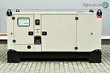 Дизельный генератор Fogo FP 100 ACG (88 кВт, 3ф~)