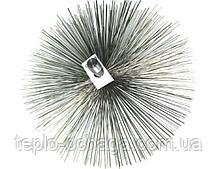 Ерш для чистки дымохода стальной под резьбу, фото 3