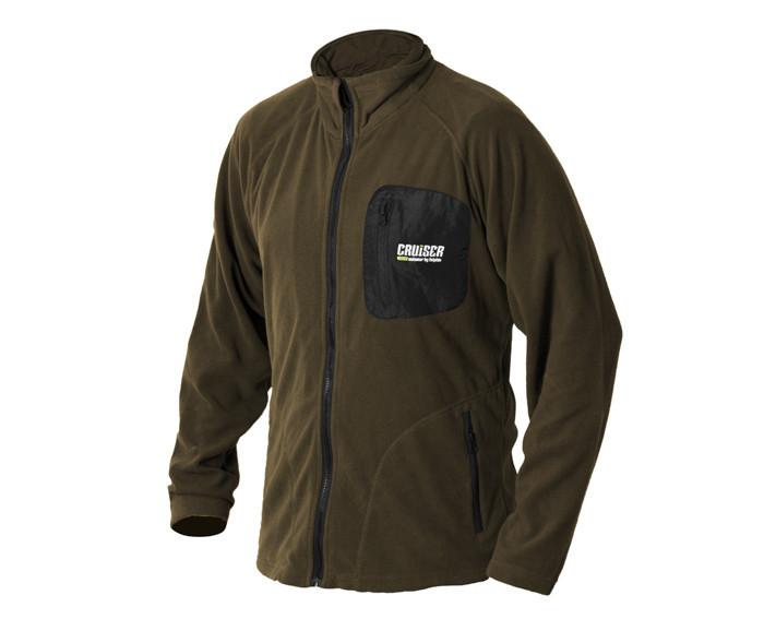 Кофта флісова Delphin CRUISER Fliz jacket L
