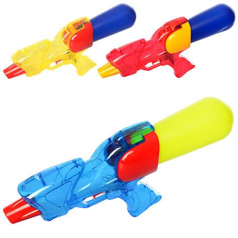 Водяной пистолет MR 0292, 29-13-5 см, фото 2