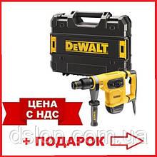 Перфоратор сетевой DeWALT D25481K, SDS-MAX, 1050 Вт, 6.1 Дж, 3 режима, чемодан, вес 5.9 кг