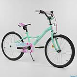 Велосипед двухколесный детский Corso S-40471 20 дюймов (6-11 лет) Пром, фото 2