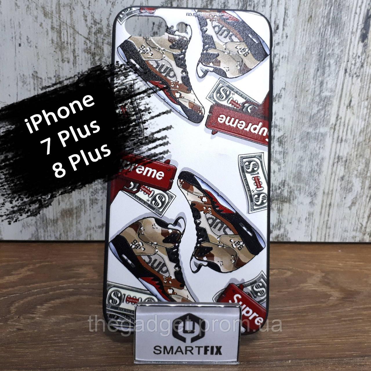 Чехол с рисунком для iPhone 7 Plus / iPhone 8 Plus
