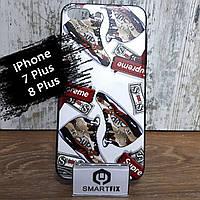 Чехол с рисунком для iPhone 7 Plus / iPhone 8 Plus, фото 1