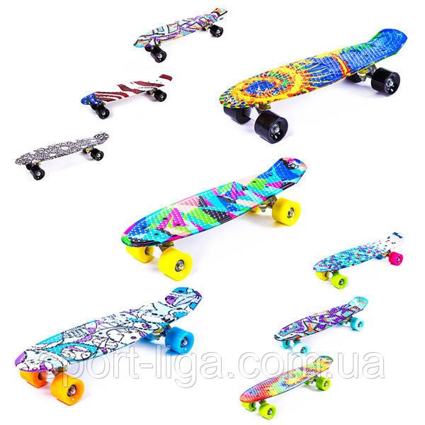 Скейт Penny Board 24