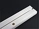 Карниз усиленный потолочный одинарный 1,50 метра (КСМ, КС), стоимость карниза за комплект., фото 2