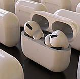 Беспроводные наушники Air Pro 3 в стиле Apple AirPods сенсорные с кейсом Белые, фото 5