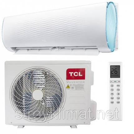 Кондиционер TCL TAC-09CHSD/XPI Inverter R32 WI-FI, фото 2