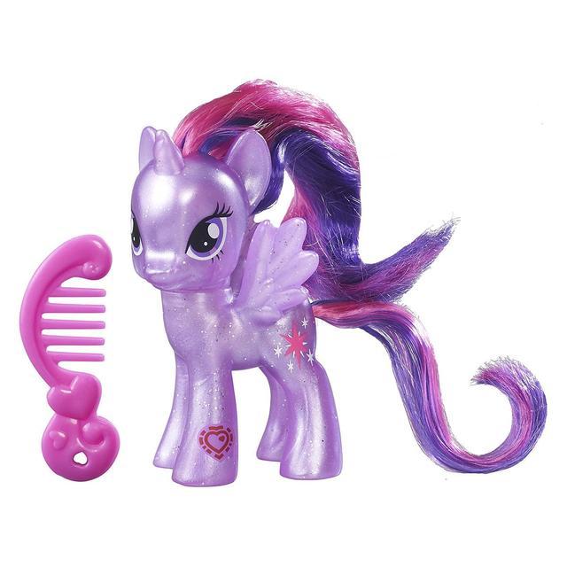 Игровая фигурка Твайлайт Спаркл My Little Pony Explore Equestria Hasbro B8822