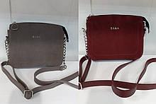 Женская Сумочка  клатч ZARA замшевая на плечо сумка кросс-боди . В расцветках