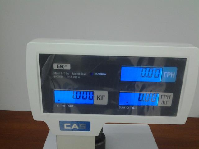 электронные весы CAS купить харьков