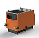 Промышленный котел на твердом топливе Kotlant КВ 300 кВт с электронной автоматикой и вентилятором, фото 2