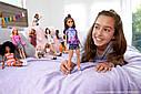 Кукла Барби Модница 112 шатенка Barbie Fashionistas 112, фото 6