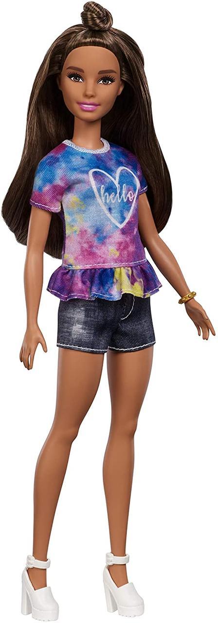 Кукла Барби Модница 112 шатенка Barbie Fashionistas 112