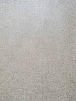 Шпалери вінілові на флізелін Ugepa Tiffany метрові однотонні структурні темно коричневі, фото 1