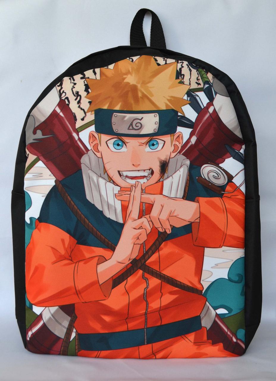 Рюкзак аниме - Наруто Naruto