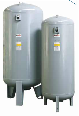 Многофункциональные баки ELBI серия DL со сменной мембраной для отопления и водоснабжения