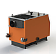Промышленный котел на твердом топливе Kotlant КВ 350 кВт с электронной автоматикой и вентилятором, фото 3